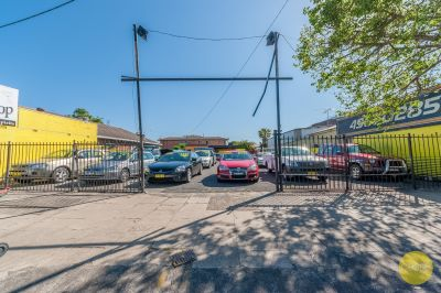 Car Sales or Display Yard