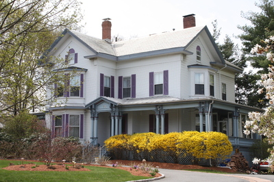 Fabulous Price Reduction! Grand Italianate Victorian located in the heart of Newton Centre!