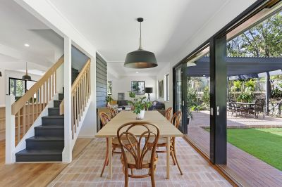 Sophisticated Renovated Family Domain