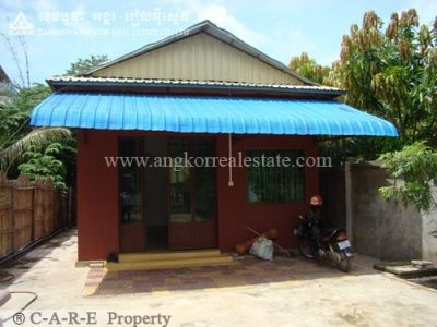 Svay Dangkum, Siem Reap | House for rent in Angkor Chum Svay Dangkum img 3