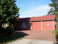 Large four bedroom family house