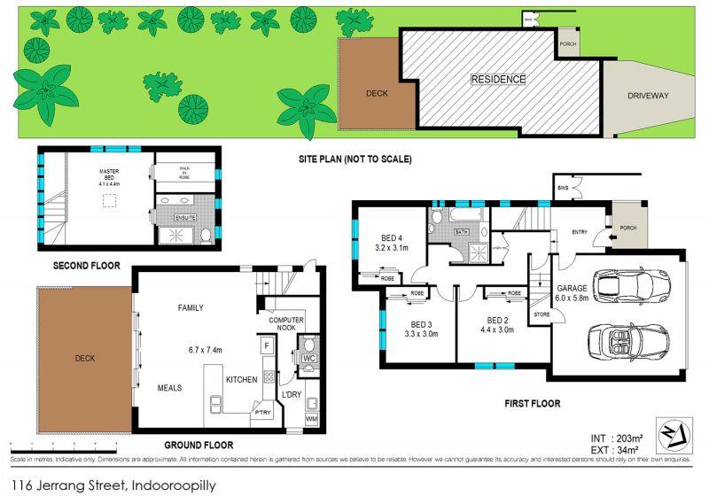 116 Jerrang Street Indooroopilly 4068