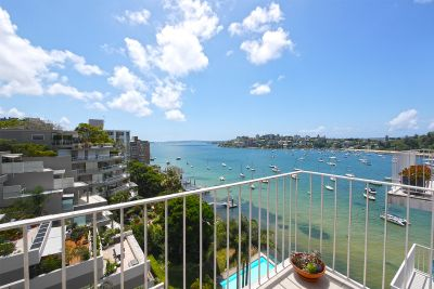 Breathtaking Views, A Perfect North Aspect And Direct Harbour Access