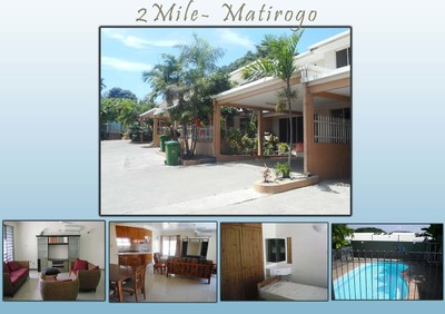 Block of Units for rent in Port Moresby 2 Mile