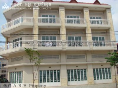 Svay Dangkum, Siem Reap | Flat for rent in Angkor Chum Svay Dangkum img 0