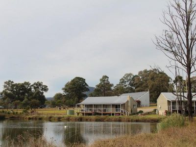 Starline Alpaca Farmstay Resort approx. 100 acres