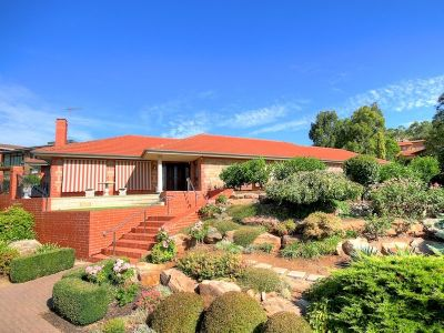 Purpose Built Freestanding 6 Car Garage Plus Additional Double Width Garage – Aprox 1528 sqm Allotment – Picturesque Gardens – Colonial Style