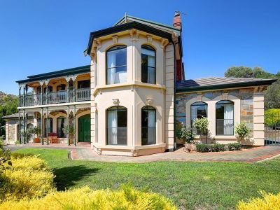 Gorgeous Two Storey Bluestone Bay Window Villa - A Picturesque Success Storey Offering Lifestyle Without Compromise – 1564 SQM Allotment