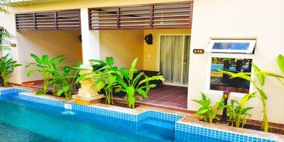 Teuk Thla, Phnom Penh | Condo for rent in Sen Sok Teuk Thla img 3