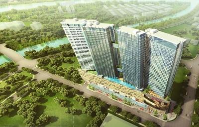 The  Bridge, Tonle Bassac, Phnom Penh | New Development for sale in Chamkarmon Tonle Bassac img 1