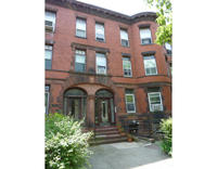 Brick Multi-Family in terrific location, walk to everything Washington Square and Cleveland Circle has to offer