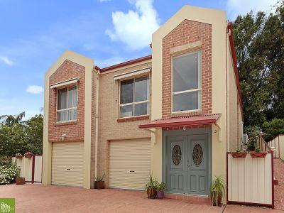 Generous freestanding townhouse