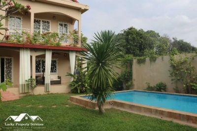 Preaek Pra, Phnom Penh   Villa for sale in Chbar Ampov Preaek Pra img 1