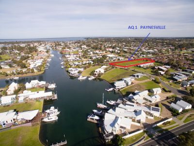 LIFESTYLE OPPORTUNITY: LOT 4, 1 ADMIRAL'S QUAY, PAYNESVILLE