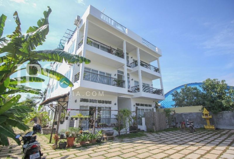 Svay Dankum, Siem Reap | House for rent in Siem Reap Svay Dankum