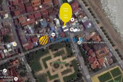 Chey Chumneah, Phnom Penh   House for sale in Daun Penh Chey Chumneah img 0