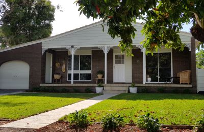 3 Bedroom home with private & self contained rumpus room
