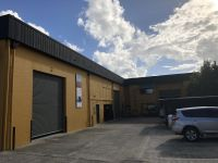 Large space in Byron Industrial Estate