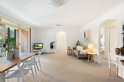 Light Drenched Boutique Haven, Sought After Setting