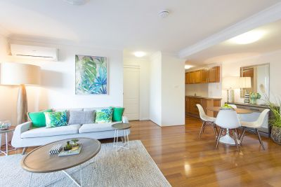 Stylish Urban Living with Unequalled Convenience