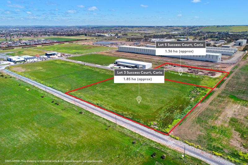 Lot 5 Success Court Corio