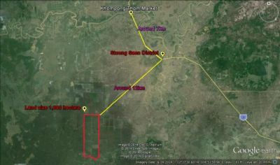 Srayov | Land for sale in Stueng Saen Srayov img 0