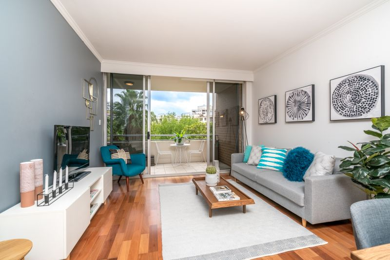 105/804 Bourke Street, Waterloo