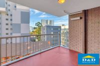 Extra Large 2 Bedroom Unit In Parramatta City Centre. Brand New Kitchen. Brand New Paint. Wooden Floors. Minutes Walk To Station.