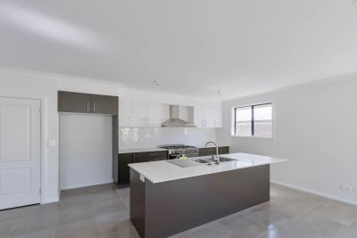 Brand New Family Home on 598m2