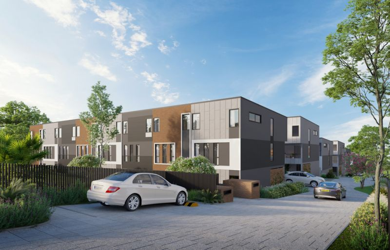 1.05Ha* Development Site With Holding Income