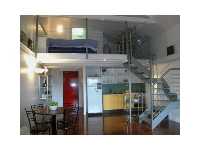 LOFT STYLE APARTMENT IN THE HEART OF THE FORTITUDE VALLEY