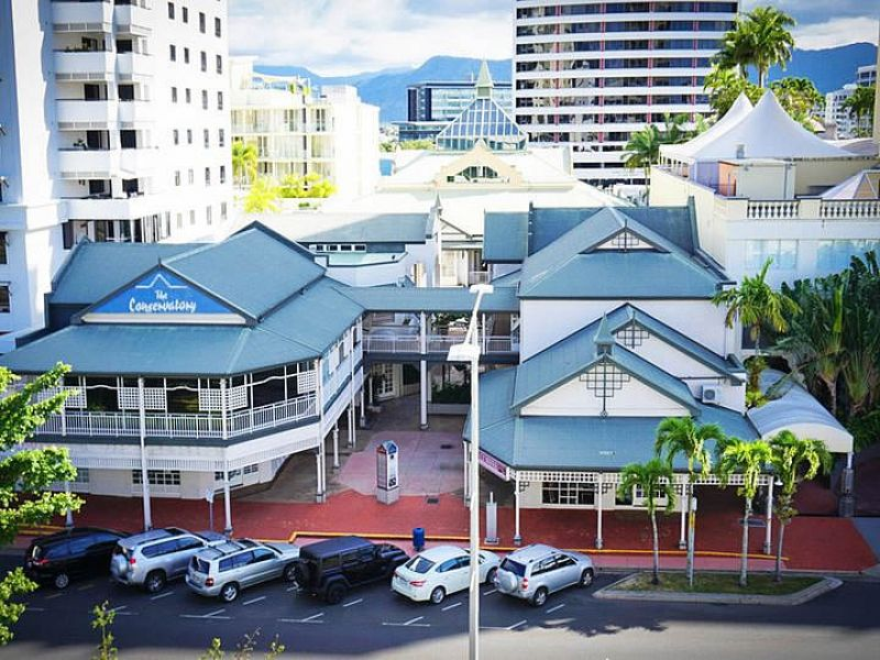 For Lease CBD Offices/Retail - The Conservatory Building