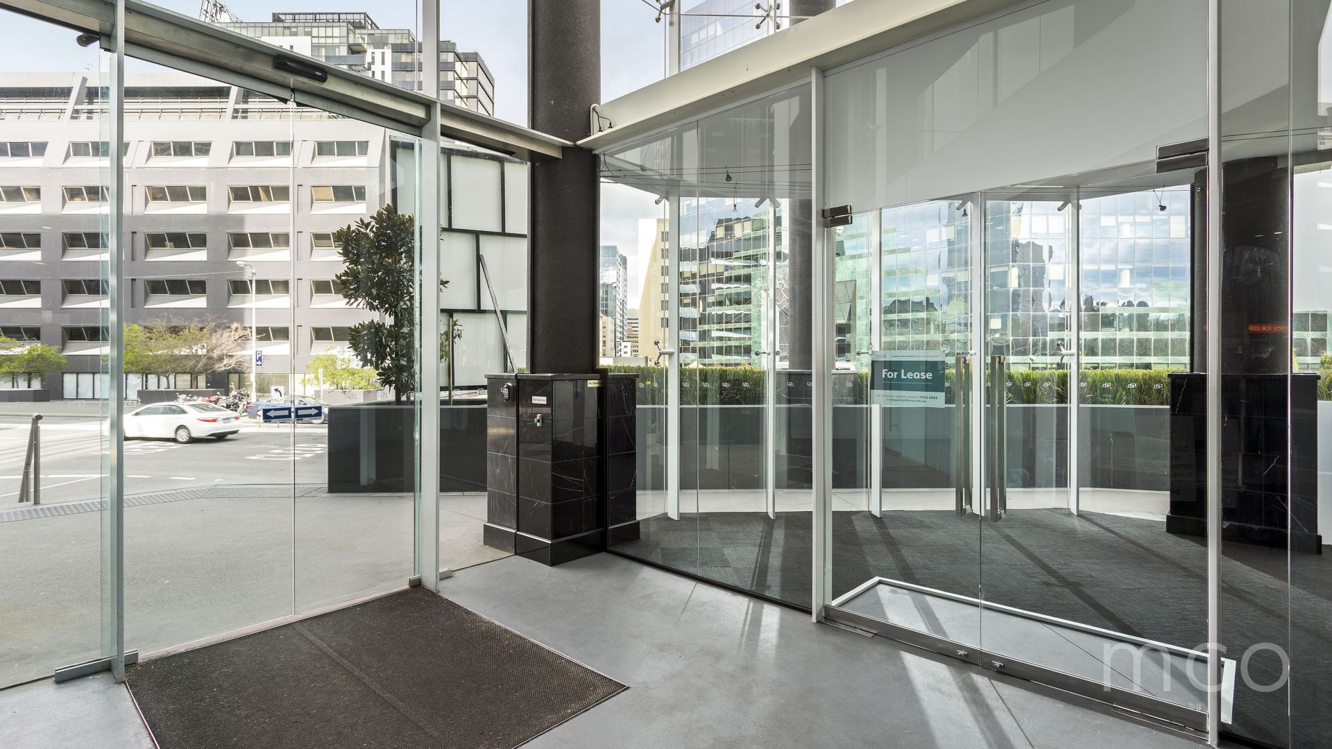 Rare and prominent retail space in the renowned St Kilda Rd Towers