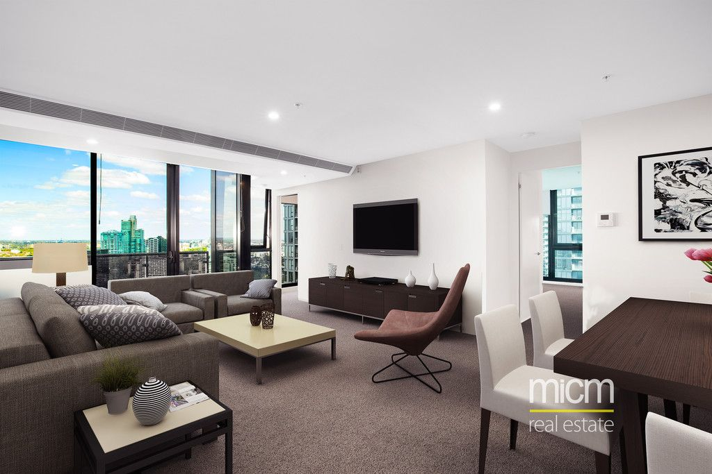 Irresistible Corner Living in Southbank Grand'