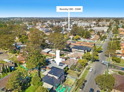IDEAL LOCATION - 350M TO REVESBY CBD