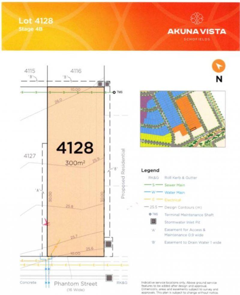 Lot 4128 Akuna Vista Road, Schofields