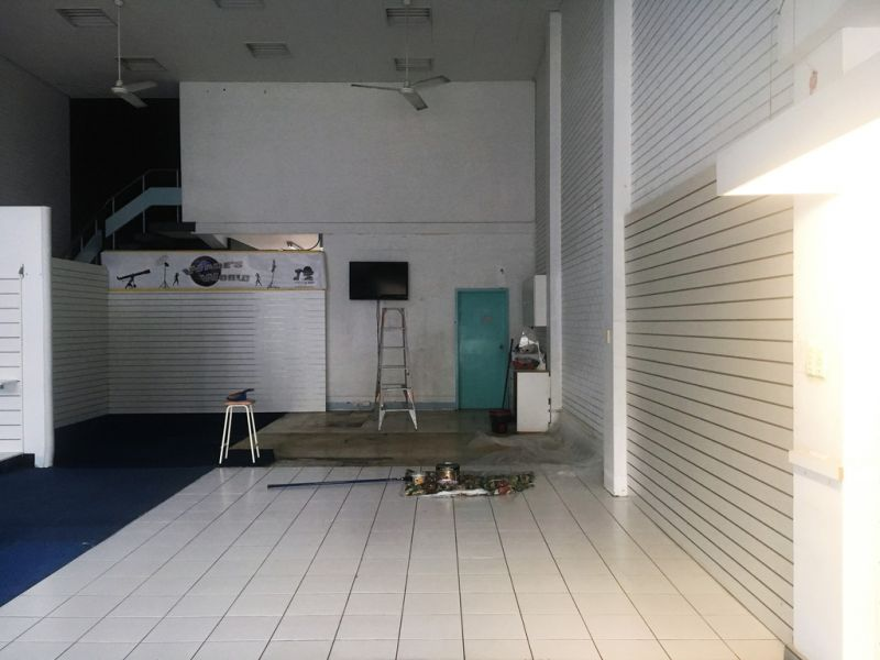 Well Exposed Retail or Office in CBD