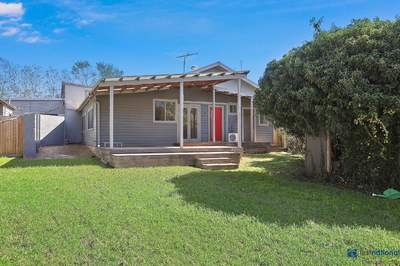 Conveniently Located Two Bedroom Home !
