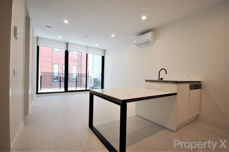 One bedroom apartment with extra large study/2nd Bedroom and perfect balcony!