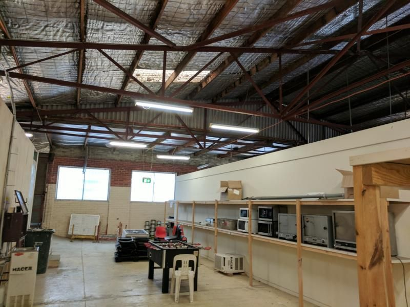 City Fringe Warehouse