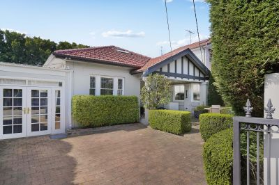 A Stylish Family Californian Bungalow With Private Gardens