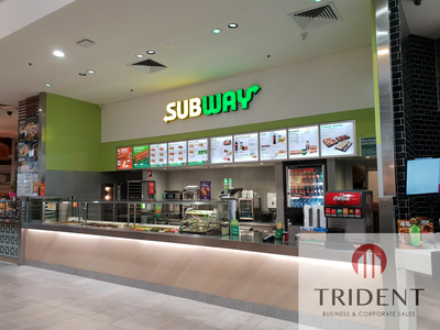 Subway Food Court Opportunity - Just Remodelled - Enquire Now