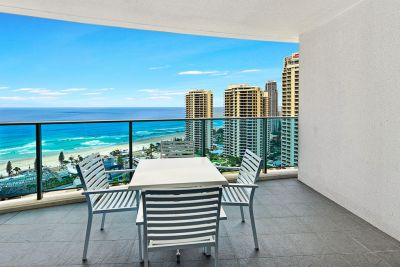 Hilton Luxury 2 bedroom Must Be Sold!!!