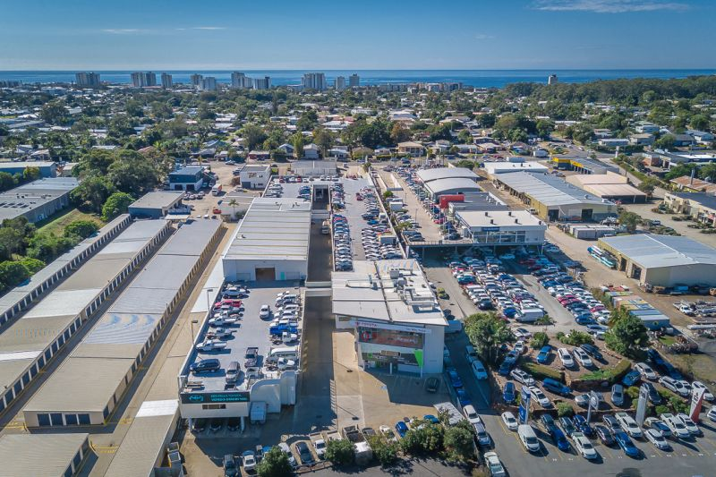 Compact, Clean & Tidy Industrial Unit in CBD Fringe Location