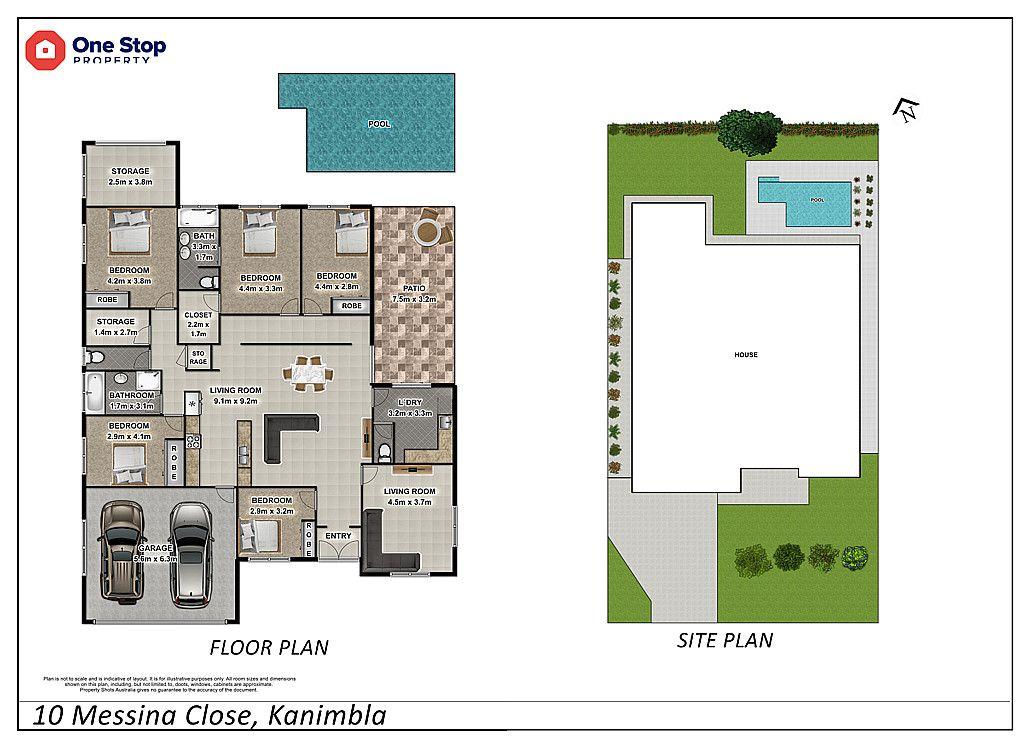 10 Messina Close, Kanimbla QLD 4870
