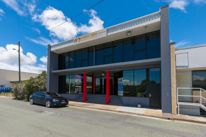 CAPALABA OFFICE INVESTMENT + FUTURE DEVELOPMENT SITE