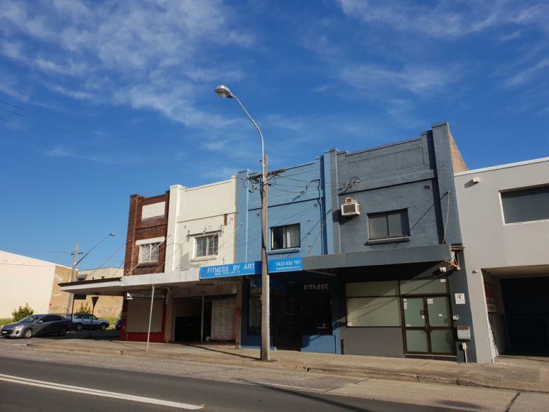 Ground, 470 New Canterbury Road