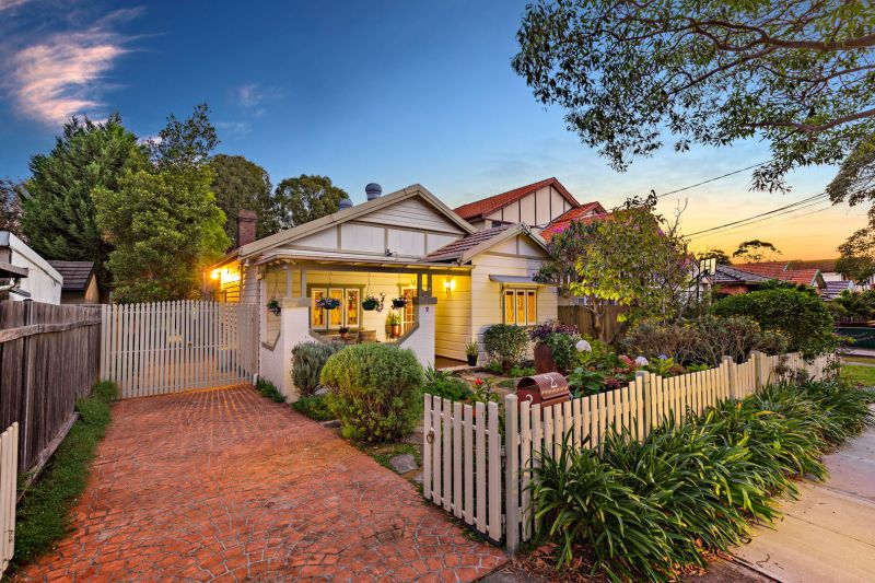 Filled with Plenty of Charm & Character in A Premier Location