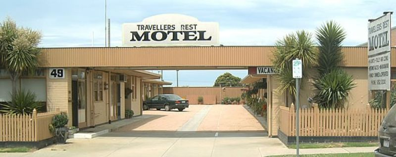 Bairnsdale, a great country town to live, and run a Motel business.