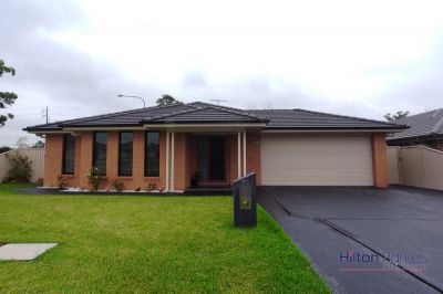 Low Maintenance Four Bedroom Home!